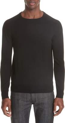 A.P.C. Logan Merino Wool Crewneck Sweater