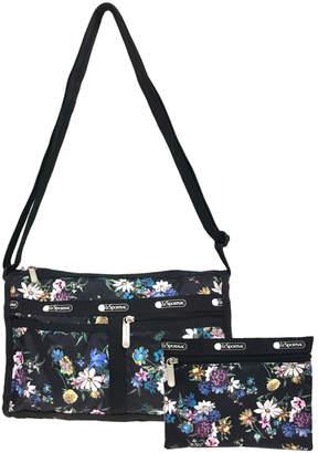Le Sport Sac LG7519 Deluxe Zip Top Tote Bag