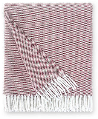 Sferra Basketweave Throw