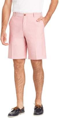 Izod Men's Newport Classic-Fit Oxford Stretch Shorts