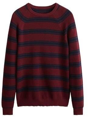 55a4b7e2df6d Mens Maroon Sweater - ShopStyle