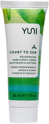 Yuni Count To Zen Rejuvenating Hand & Body Creme, 1 fl. oz.