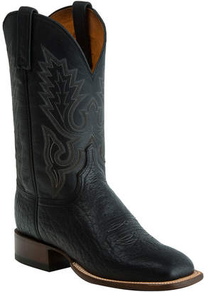 Lucchese Men's Limited Release Western Bull Hide Boot