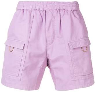 Acne Studios Elastic waist shorts