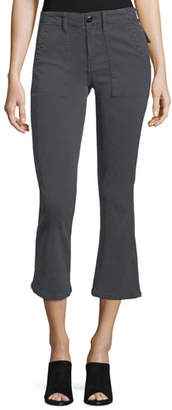 The Great The Army Nerd Mid-Rise Stovepipe Pants