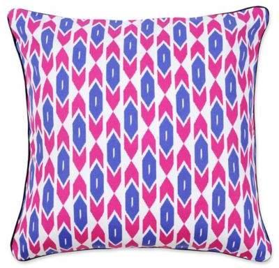 Jaye's Studio Tribal Arrows 18-Inch Pillowcase in Purple