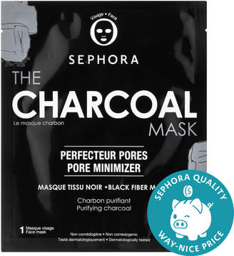 Sephora Collection COLLECTION - SUPERMASK - The Charcoal Mask