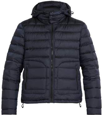 Sloane 49 winters 49 Winters - The Hooded Down Jacket - Mens - Navy
