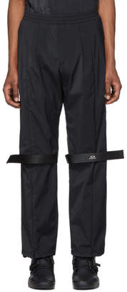 Oakley By Samuel Ross by Samuel Ross Navy Tapes Track Lounge Pants