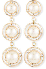 Lulu Frost On Air Triple-Drop Earrings