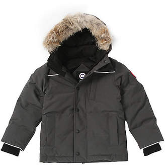 Canada Goose (カナダ グース) - [Canada Goose] 4597y Eakin Parka(Kids)