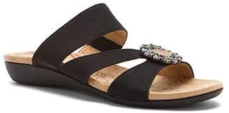 ACORN Women's Samoset Slide Sandal $10.05 thestylecure.com