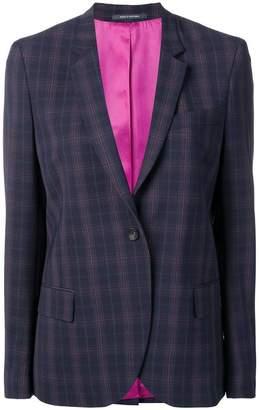 Paul Smith check blazer