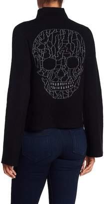 SKULL CASHMERE Emerald Cashmere Turtleneck Sweater