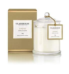 Glasshouse Fragrances Kyoto Triple Scented Candle