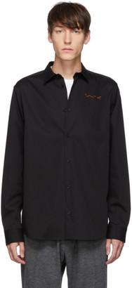Oamc Black Clinical Shirt