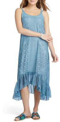 Nic+Zoe Santorini Tiles Sundress