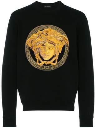 Versace Medusa Head Sweatshirt