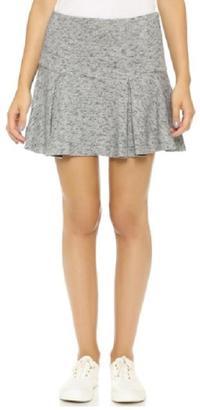 10 Crosby Derek Lam Ruffle Flare Skirt $293 thestylecure.com