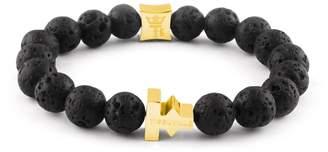 Tissuville - Pulse Lava Bracelet Gold