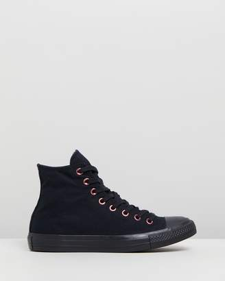 Converse Chuck Taylor All Star Hearts High Top Sneakers - Women's
