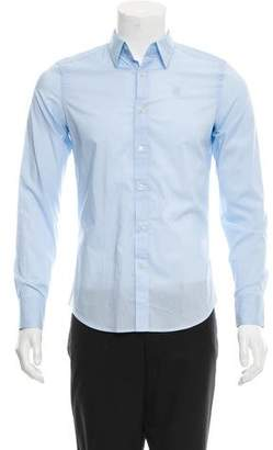 G Star Woven Button-Up Shirt w/ Tags