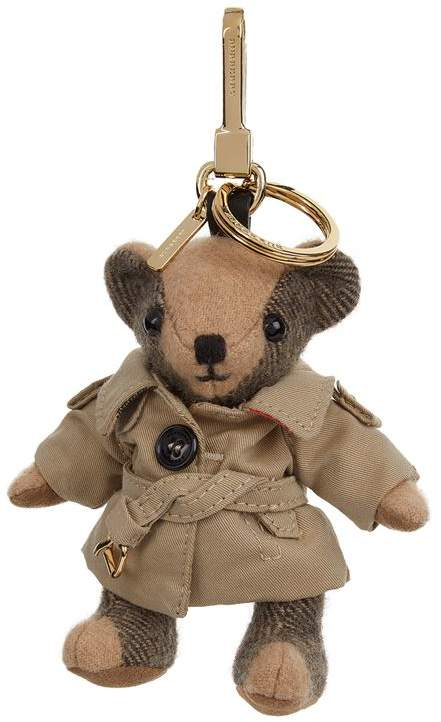 Burberry Thomas Trench Bear Charm
