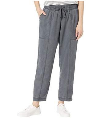 Jones New York Pull-On Easy Ankle Pants