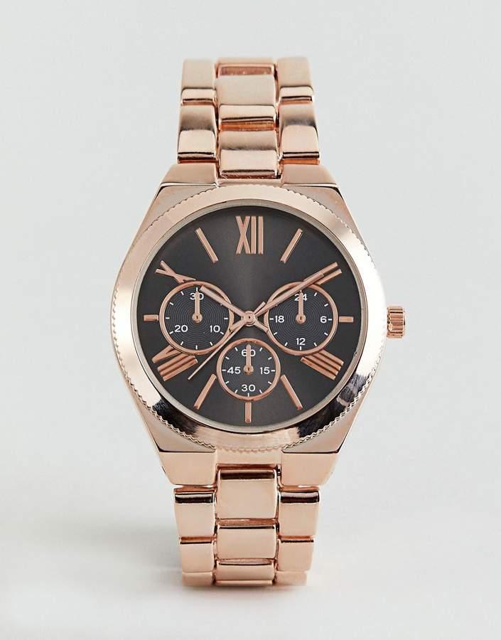 – Gwosa – Armbanduhr in Rosgold