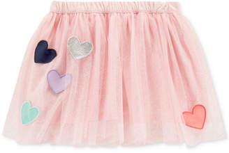 Carter's Carter Toddler Girls Glitter-Tulle Tutu Skirt