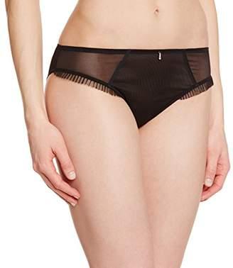 Vanity Fair Women's 02109 Icone Brief,(Manufacturer Size:X-Large)