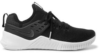 Training Metcon Free Mesh And Neoprene Sneakers