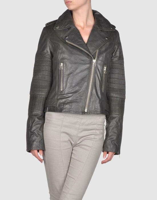 PAUL & JOE SISTER Leather outerwear