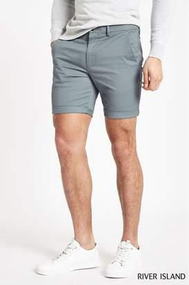 River Island Mens Casual Short - Grey