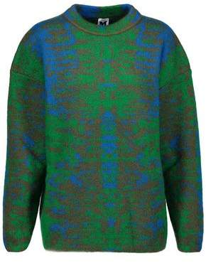 M Missoni Mohair-Blend Jacquard Sweater