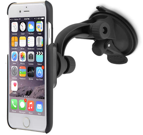Magnetic Car Mounting Kit for iPhone 6