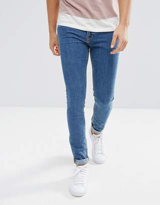 Jack and Jones Intelligence Skinny Fit Jean With Stretch