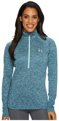 Under Armour Tech 1/2 Zip Twist Top Women's Sweatshirt