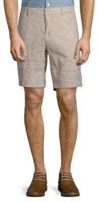 J. Lindeberg Textured Shorts