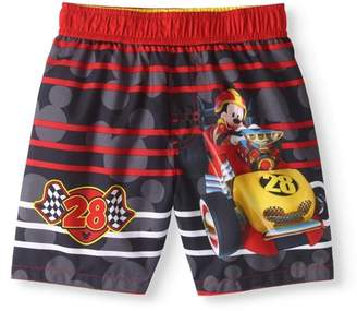 Trunks MICKEY ROADSTER Mickey Mouse Toddler Boys' Swim
