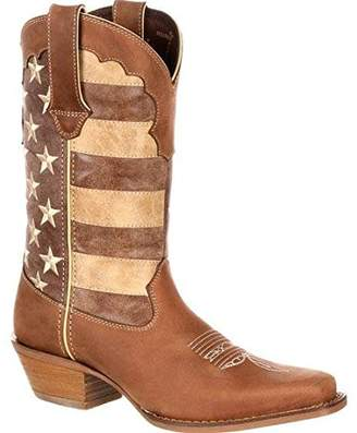 Durango Crush Women's Distressed Flag Boot
