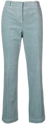 Quelle2 straight leg corduroy trousers