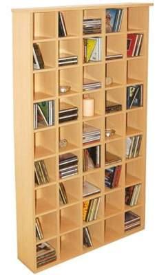 Pigeon WATSONS Watsons Hole - Cd Media Storage Shelves - Beech