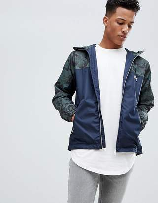 Jack and Jones Originals Windbreaker With Print