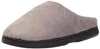 Dearfoams Women's Microfiber Clog Slipper