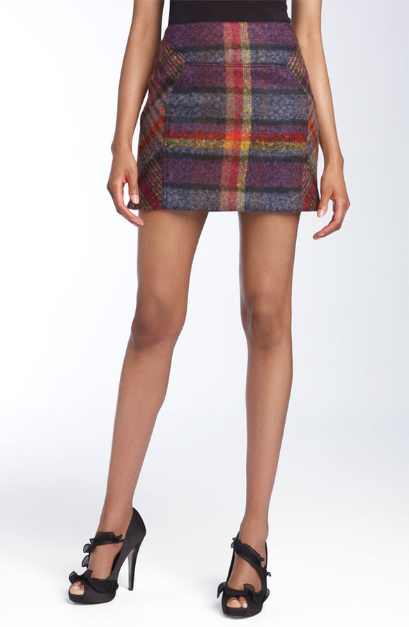 Diane von Furstenberg 'Kawa' Miniskirt