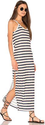 C&C California Freja Maxi Slit Dress