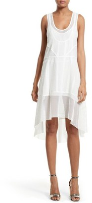 Tracy Reese Drop Waist Lace Dress $448 thestylecure.com