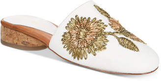 Andre Assous Lucia Embroidered Mules