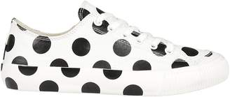 Y's Polka Dot Sneakers